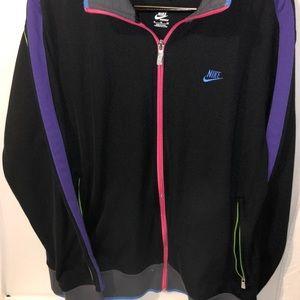 Nike Track Athletic Full Zip Jacket.